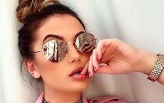 Tendencias en gafas de sol: Las gafas de moda esta primavera verano - Compartimos contigo las tendencias en gafas de sol para esta primavera verano 2017.