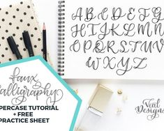 Calligraphy for beginners worksheets - Learn How to Create Beautiful Uppercase Letters – Calligraphy for beginners worksheets Calligraphy For Beginners Worksheets, Calligraphy Lessons, Calligraphy Worksheet, Hand Lettering For Beginners, Calligraphy Supplies, Calligraphy Tutorial, Hand Lettering Tutorial, Calligraphy Practice, Faux Calligraphy Alphabet