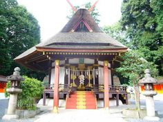吉田神社  The Yoshidajinja shrine,Kyoto,Japan