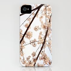 Spring Skies iPhone Case by Shilpa - $35.00