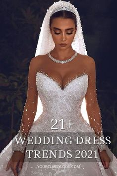 Vintage, lace, simple, mermaid, ball, modern or traditional and unconventional, we love all styles of wedding gowns. Wedding dresses