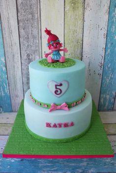 Poppy - cake by Kmeci Cakes