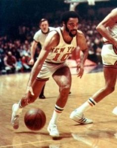 Walt Frazier------When NewYork was a force to recorn with.