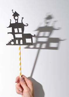 DIY Shadow puppets a