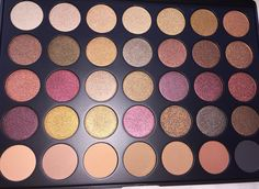 Morphe 35F (Fall Into Frost) Eyeshadow Palette
