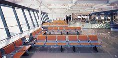 Leonardo Da Vinci Airport - Rome -  meeting seating system