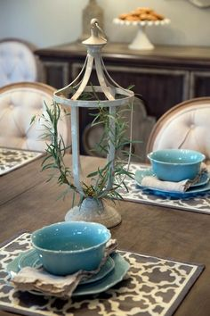 Vintage Decor Ideas for Your Thanksgiving Table | Behind the Scenes at HGTV | HGTV