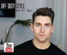 "Hey Guys, Tim Bryan here! I have a brand new Lifestyle YouTube Channel called ""Off Duty Style with Tim Bryan"". I will be covering all things Mens Fashion, DIY Style, Grooming, DIY Skincare, Hair, Fitness & Health! Be one of my first subscribers and Check out my first video linked here! www.youtube.com/... Comment below the video and let me know what types of videos you want to see! Thanks for watching! Tim Bryan"