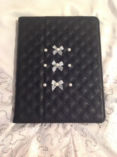 iPad case decorated by me