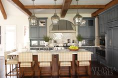 Design by Matthew Quinn, Design Galleria Kitchen and Bath Studio   Photography by Mali Azima   Atlanta Homes & Lifestyles  