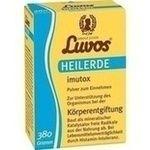 #LUVOS Heilerde imutox Pulver rezeptfrei im Shop der pharma24 Apotheken