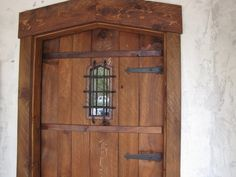 Image result for strawbale house entrance door