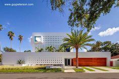 Modern house en downtown Sarasota FL - Casa residencial contemporánea en Downtown de Sarasota, Florida