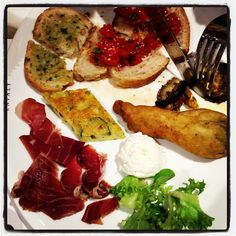 Colorful #starter: the Italian way for #food @ Eataly Roma #foodspotting with Instagram