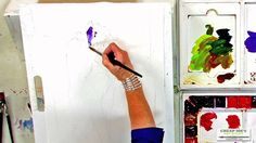 In this free Watercolor Techniques tutorial artist Janet Rogers demonstrates her method for painting an iris. In Part 2 Janet adds color to her sketch. Mater...
