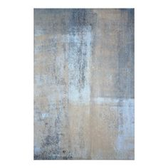 Grey and Beige Abstract Art