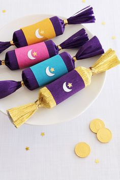 Eid party crackers by Hello Holy Days! for Martha Stewart