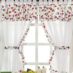 cortinas de cocina …
