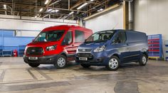 Ford Transit ve Transit Custom tanıtıldı - http://www.webaraba.com/ford-transit-ve-transit-custom-tanitildi/