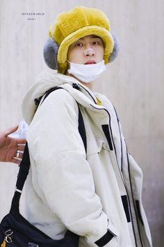 "HONEYWORLD on Twitter: ""181223김포 입국 🧸🧸 #BI #비아이 #김한빈 #한빈 #ハンビン #iKON #아이콘… """