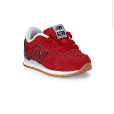 new style 40309 b8ff4 New Balance Shoes   420 New Balance 501 Littleboy Red Grey Sneaker   Color   Gray