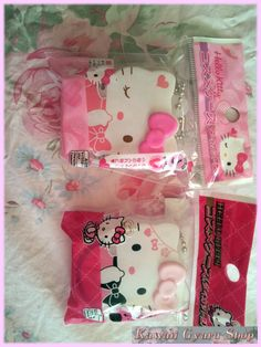Cute Hello Kitty storage case.  Authentic, licensed Sanrio product from Japan.  Choose from Winking Kitty or Kitty with Black Bow.  Buy $70 or more in store merchandise to get one of these lens cases for free!  Place this item in your cart, and the price will be refunded after your order has be...