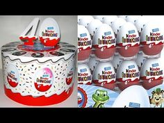 66 pieces of FunnyVersary Kinder Suprise eggs. With huge fun I unboxed all Egg Surprise. 40 years since existence of Kinder Surprise Chocolate Eggs. Holiday Parties, Holiday Decor, Holiday Pictures, 40 Years, Have A Great Day, Baby Shower Parties, Party Planning, Snow Globes, Eggs