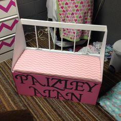 Paizleys toy box