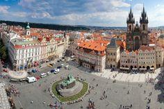 Teach English as a Foreign Language in #Prague
