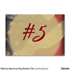 Military American Fl