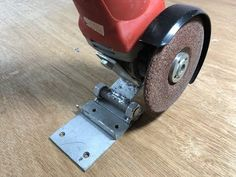 Wow cool idea for angle grinder - YouTube