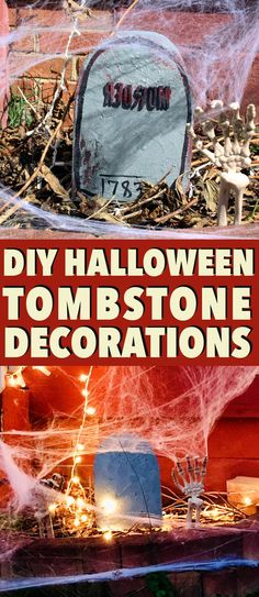 This breathtaking front yard idea will have your neighbors rolling - halloween decorations to make on your own