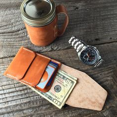 The Tucker Card Case Wallet | Maycomb Mercantile