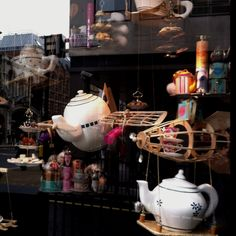 Fortnum & mason window display