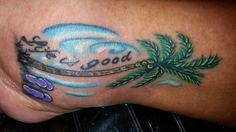 Life is good! Love Tattoos, Tatoos, Flip Flop Tattoo, Wrist Tattoos For Women, Margarita, Anchor, Life Is Good, Tatting, Tattoo Ideas