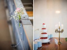 I love to shoot all the wonderful details the bride and groom has prepared on their weddingday.