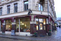 Cafe Husaren in Haga, Gothenburg