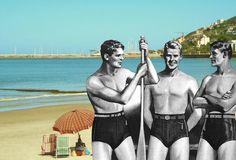 La Evolución del traje de baño Masculino - EterMagazine