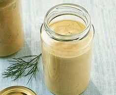 Rezept Salatsoße Schmand-Joghurt von berna03 - Rezept der Kategorie Saucen/Dips/Brotaufstriche