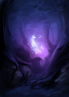 The last unicorn by *yaichino on deviantART