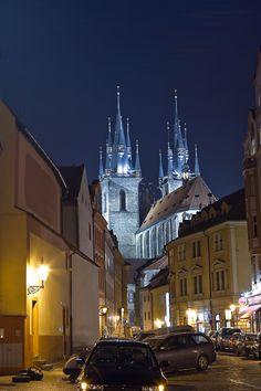 Tynsky chram, Praha