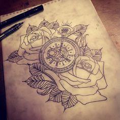 Tattoo Inspiration - by http://instagram.com/jennatattookerr