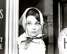 One of my absolute favorite actresses in one of my all-time favorite movies ... Charade. I mean Audrey Hepburn and Cary Grant together, c'mon now!
