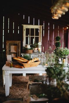 Photography: Kristyn Hogan - kristynhogan.com  Read More: http://www.stylemepretty.com/2013/09/06/french-farm-inspired-photo-shoot-from-kristyn-hogan-cedarwood-weddings/