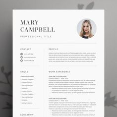 Check others on my CV template board :) Thanks for sharing! Basic Resume, Simple Resume, Professional Resume, Modern Resume Template, Cv Template, Resume Templates, Cv Design, Resume Design, Design Ideas