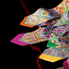 Ralph Lauren - Handmade in Italy using fine silk, the Silk Paisley Tie. #holiday #gifts