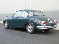 Jaguar MK II 2.4l (bj 1960)