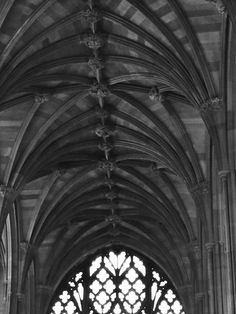 Roof of John Rylands Library. ⓒ Philip Smith Lawrence