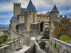 Carcassonne Castle by Paulo Costa on 500px