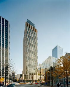 101 Warren Street design by Skidmore, Owings & Merrill LLP